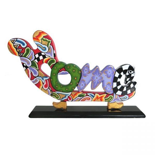 НАДПИСЬ HOME / бренд Tom's Drag, арт. T4414